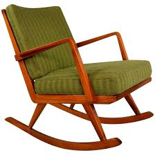Rocking Chair Runner 1950s Rocking Chairs 96 For Sale At 1stdibs