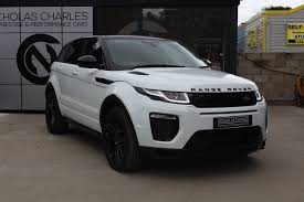 land rover evoque 2017 used land rover range rover evoque 2 2 sd4 dynamic 5dr auto 5