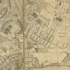 Map Manhattan New York 1776 Manhattan Ratzer Plan Battlemaps Us