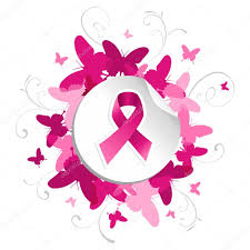 butterfly breast cancer awareness stock vector cienpies 19592395