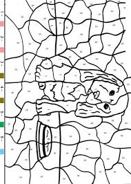 kids christmas coloring pages coloring pages gallery