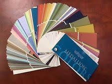 paint color fan deck ebay