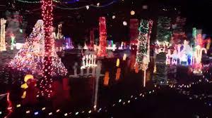 christmas lights in tulsa ok rhema christmas lights tulsa ok youtube