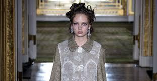 Alejandra Costello Bio Simone Rocha Autumn Winter 2016 Ready To Wear Show Report