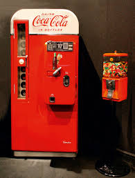 collecting vintage vending machines how to spend it