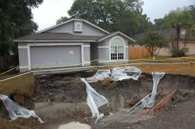 Florida Sinkhole Map by Inside The Science Of Sinkholes Visionlearning Blog