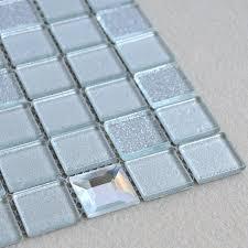 glass mosaic kitchen backsplash glass mosaic tiles kitchen backsplash tile bathroom wall sticker 10100