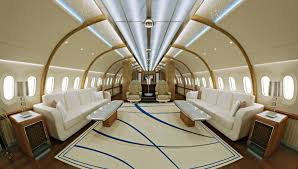 Aircraft Interior Design Head Turning Private Aircraft Interiors