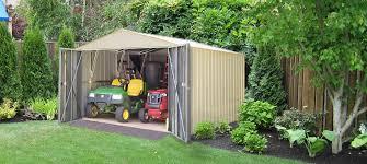 Building Backyard Shed by Storage Sheds Steel Sheds Garden Sheds Storage Buildings