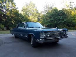 car show classic 1967 imperial crown coupe u2013 for the last time