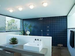 Bathroom With Open Shower Some Useful Ideas For Modern And Convenient Open Shower