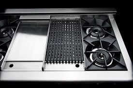 Capital Cooktops Gas Cooktop With Griddle Reviews Home Decor Inspirations