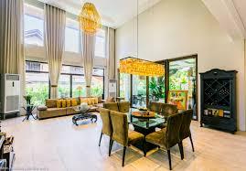 the posh house at ayala alabang village u2013 living and dining rooms