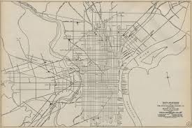 New Orleans Trolley Map by Transit Maps