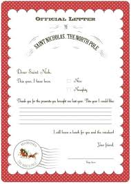 official letters from santa 19 lovely letter from santa mailed to child graphics complete