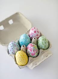 wooden easter eggs hello wonderful diy paper wooden easter eggs easter