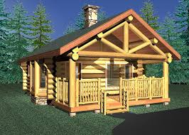 18 surprisingly small log cabin home plans house plans 21162