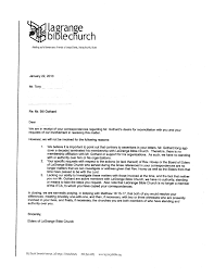 Church Donation Request Letter Template by The Package History Of Attempts To Confront Bill Gothard