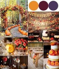 5 fall wedding colors september brides prison september