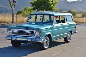 jeep wagoneer lifted cherry fsj wagoneer for sale