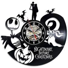 The Nightmare Before Christmas Home Decor Online Buy Wholesale Nightmare Before Christmas Clock From China