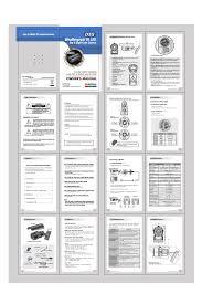 100 day and night manuals zj008 smart doorbell user manual