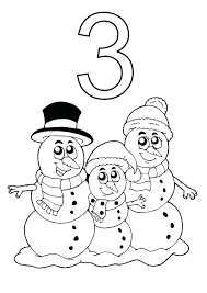 100 Ideas Number 3 Coloring Page Sesame Street On Www Spectaxmas Number 3 Coloring Page