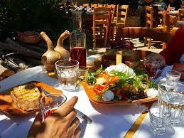 kretische küche kreta fotoblog gramvousa restaurant im dorf kaliviani im