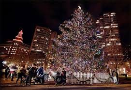 milford ct tree lighting 2017 38 000 bulbs light the new haven green with christmas spirit new