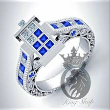 doctor who engagement ring beautiful doctor who 1 100th scale tardis engagement rings sci