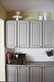 Gray Kitchen With Oak Cabinets Kitchen Cream Colored Cabinets Pretty Kitchen Colors How To
