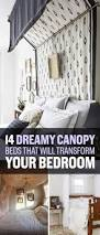 How To Hang Curtains Around Bed by 14 Diy Canopies You Need To Make For Your Bedroom