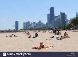 Cool Stock by Along North Lakeshore Drive Beside Lincoln Park The Beach And