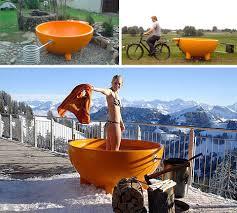 Wood Fired Bathtub Cup Of Tub Portable Wood Fired Outdoor Soaking Pool Urbanist