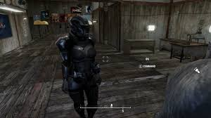 fallout 4 mod of the day n7 mass effect armor youtube