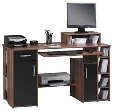 Tesco Computer Desks Buy Maja Seattle Walnut Computer Desk From Our Office Desks