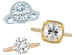 world wedding rings images Engagement envy 20 rings that rock our world jpg%3
