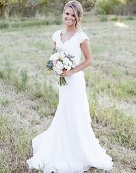 country wedding dress styles