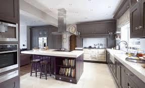 build in kitchen units designs polished white ceramic floor tile