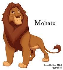 Lions Lion King Priderock Mufasa King