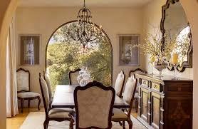 santa barbara feiss lighting for dining room mediterranean with