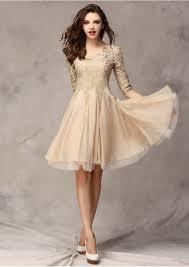 women slim lace dress ladies plus size long sleeve chiffon