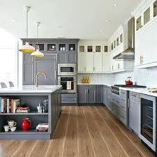 two color kitchen cabinets two color kitchen cabinets pictures thelodge club