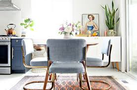 Gray Dining Rooms Dining Room Decorating Ideas Domino