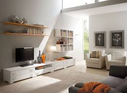 Living Room Furniture For Tv Modern Living Room Wall Units With Storage Inspiration