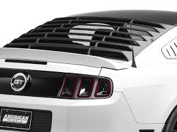 2014 mustang rear mmd mustang abs rear window louvers 41336 05 14 coupe free