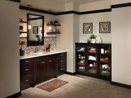 Next Corner Bathroom Cabinet Gray Wall Paint Black Real Wood Vanity With Storage Drawers Mirror