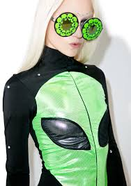 alien halloween costume alien rave costume dolls kill