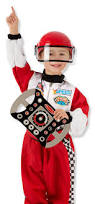 Halloween Costumes Cars Amazon Melissa U0026 Doug Race Car Driver Role Play Costume