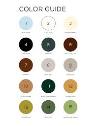 chart americana acrylic paint color conversion chart